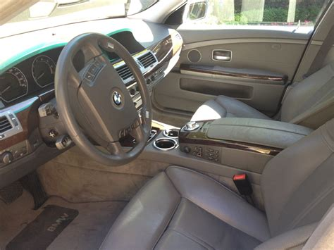 Bmw 7 Series 2003 Interior by 301 Moved Permanently