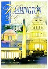 washington dc coffee table picture book and giude