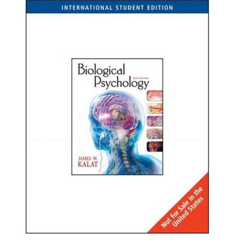 biological psychology books biological psychology w kalat 9780495790815