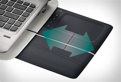 Touch Lapdesk N600 By Logitech Logitech Laptop Desk