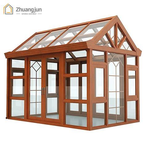 cheap aluminum sunroom kits aluminium glass sunroom