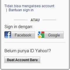 email yahoo tidak bisa masuk cara masuk login ke email yahoo saat lupa password