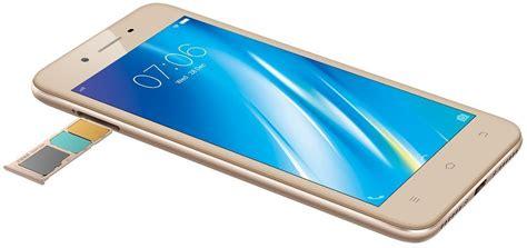 Vivo Y53 Smartphone Black 16 Gb 2 Gb Garansi Resmi vivo y53 16 gb price shop vivo y53 crown gold 16gb