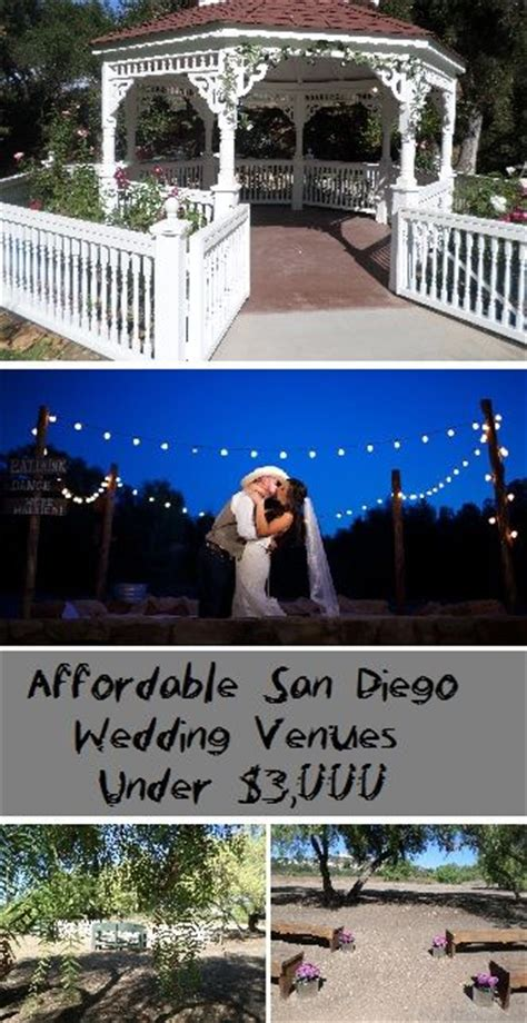 inexpensive wedding venues in san diego 25 best ideas about affordable wedding venues on