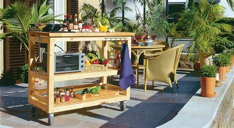 costruire cucina legno come costruire una cucina in legno per giardino con ruote