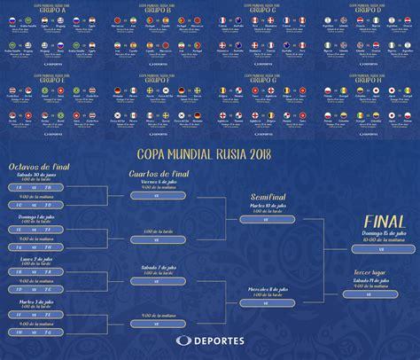 Calendario A Rusia 2018 Calendario De Juegos Mundial Rusia 2018