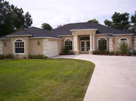 Open Floor Plans For Houses by Spec Homes For Sale Model Homes For Sale In Citrus County
