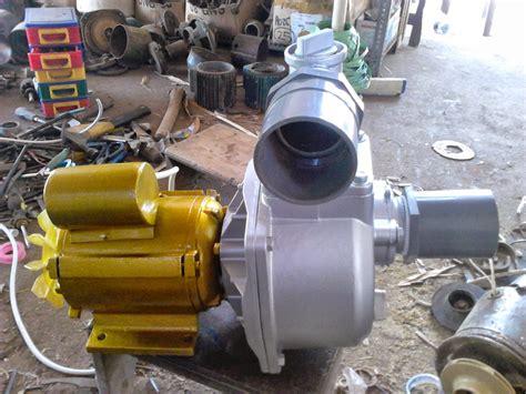 Pompa Air Mini Diesel quot diesel quot pompa air 2 quot ukuran motor sedang menggunakan