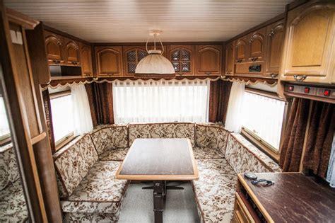 wohnwagen innen neu gestalten wohnwagen renovieren so habe ich es gemacht
