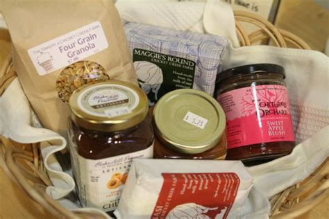 non food gifts create your own cricket creek farm gift basket cricket