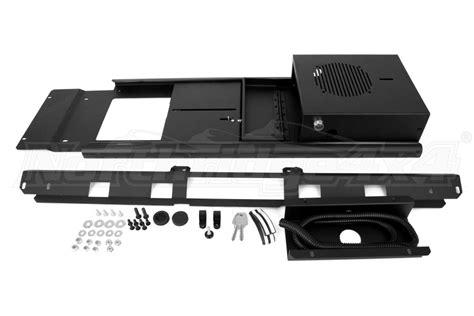 jeep wrangler overhead storage jeep jk tuffy security single compartment overhead console