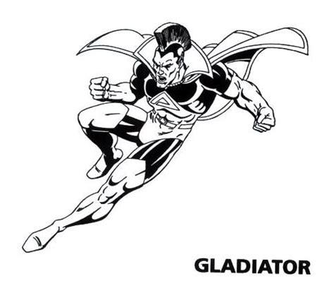 film gladiator cartoon x men animated gladiator by jim555 on deviantart