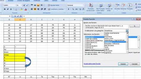 tabla de frecuencia variable cualitativa con excel youtube video 2 creaci 243 n de tablas de frecuencia para variables
