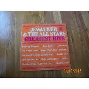 Cd Junior Walker The All The Definitive Collection 1 jr walker the all greatest hits vinyl record
