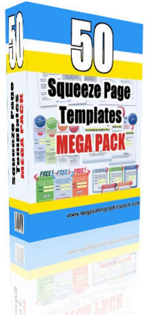 squeeze pages templates mega squeeze page templates pack templates flash