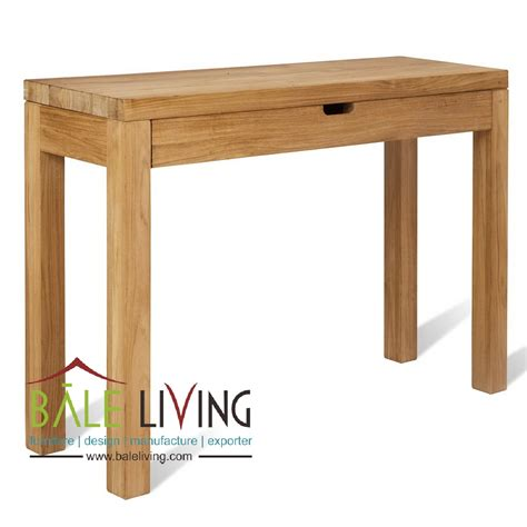Teak Console Table Teak Console Table 015 Indonesia Teak Garden And Indoor Furniture Manufaturer And Exporter