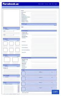 Farcebook Template by Template Historical Figures Characters In A