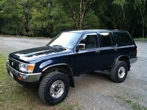 1995 Toyota 4runner Tire Size 1995 4runner Just Installed Hd Emu Ome Springs