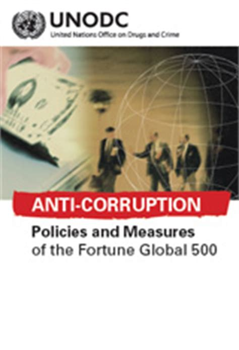 anti bribery and corruption policy template cn0 unodc s activities with civil society in the fight