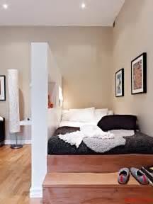 Sleeping Solutions For Small Bedrooms - tips om een kleine woon kamer leuk in te richten interieur insider