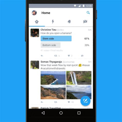 emmas design blog instagram twitter une nouvelle application sur android blog du
