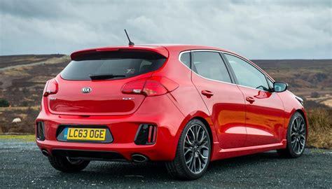 Kia Ceed Gt Usa Kia Cee D Gt Five Door Hatch Goes On Sale In Britain