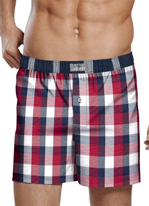 boxers for jockey mens woven boxer boxers 100 cotton