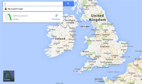 Name Address Search Uk How To Use Maps Digital Unite