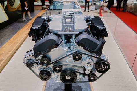 Aston Martin Engines by Grainger Worrall Lands Aston Martin Db11 Engine