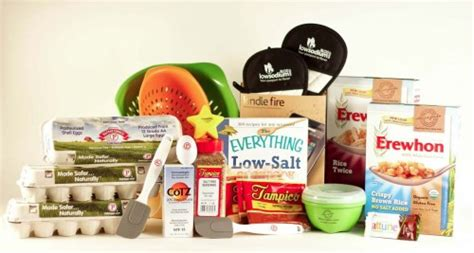 Low Entry Blog Giveaways - happy birthday low sodium blog giveaway 187 the daily dish