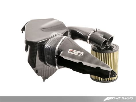 Audi A6 Modification Parts by Awe Tuning Audi S6 S7 S Flo Carbon Intake Awe Tuning