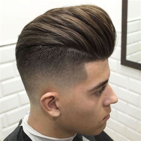 types of head for haircuts 23 best fade haircuts for men images on pinterest types