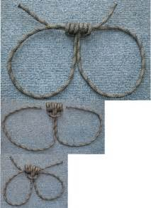 boatswain noose knot 114 best rope knots images on pinterest rope knots the