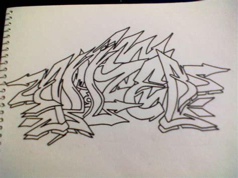como hacer sombra    graffiti wildstyle blazeroner