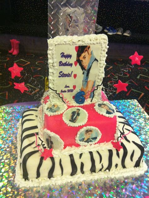 My Items From Claires 2 by Justin Bieber Birthday Cake S Stuff