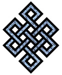 Buddhist Infinity Knot Buddhist Symbols Buddhism