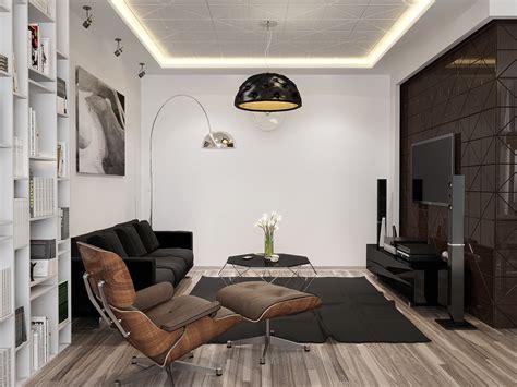 Mid Century Modern Ottoman Ultimate Studio Design Inspiration 12 Gorgeous Apartments