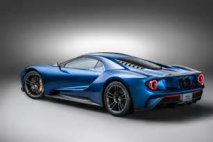the new ford car ford gt supercar coming with carbon fiber wheels report