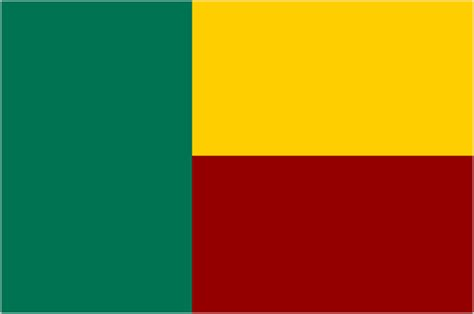 flags of the world green yellow red benin flag pictures