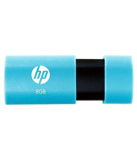 Pen Color Blue 8gb New Win8 hp v152 8 8 gb pen drives blue buy hp v152 8 8 gb pen drives blue at low price in india snapdeal