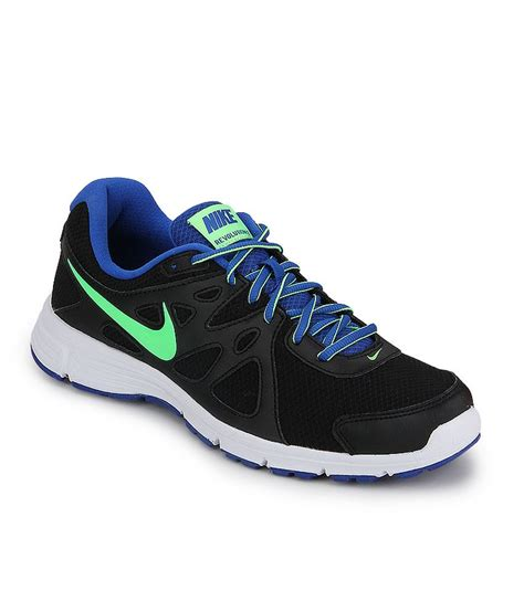 Sepatu Running Nike Revolution 2 Msl nike revolution 2 msl black running shoes buy nike revolution 2 msl black running shoes