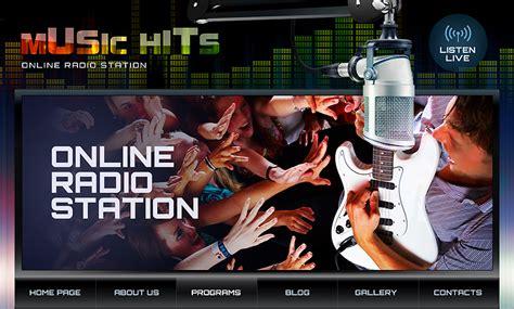 Free Radio Station by Radio Station Template Id 300111825