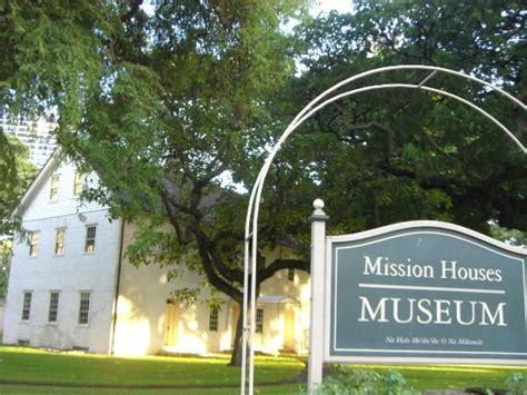 Mission Houses Museum by