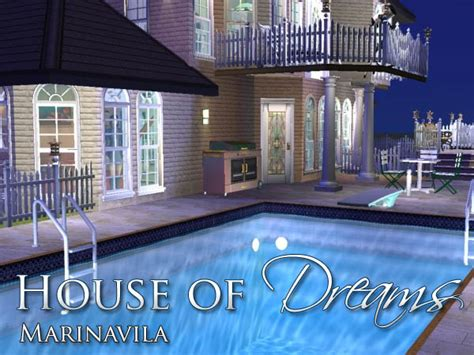 house of dreams mod the sims house of dreams maxis only
