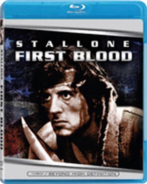 film blue rambo first blood blu ray