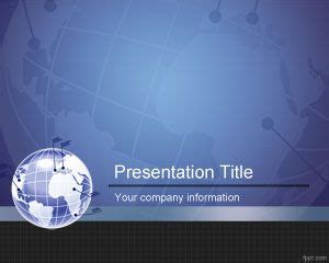 ppt templates free download global warming global warming powerpoint template
