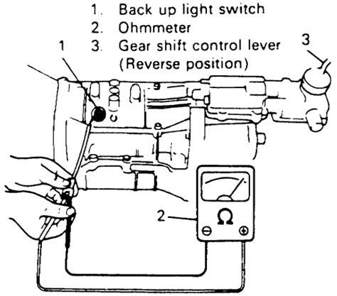 repair guides manual transmission light