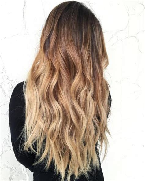 brunette to blonde ombre images 60 best ombre hair color ideas for blond brown red and