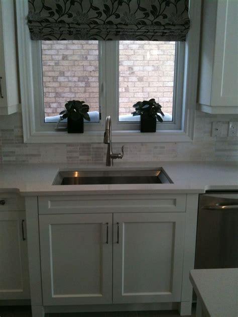 large kitchen sink with no divider kitchens pinterest