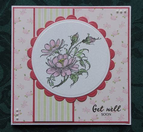 Handmade Get Well Soon Cards - handmade by kath get well soon